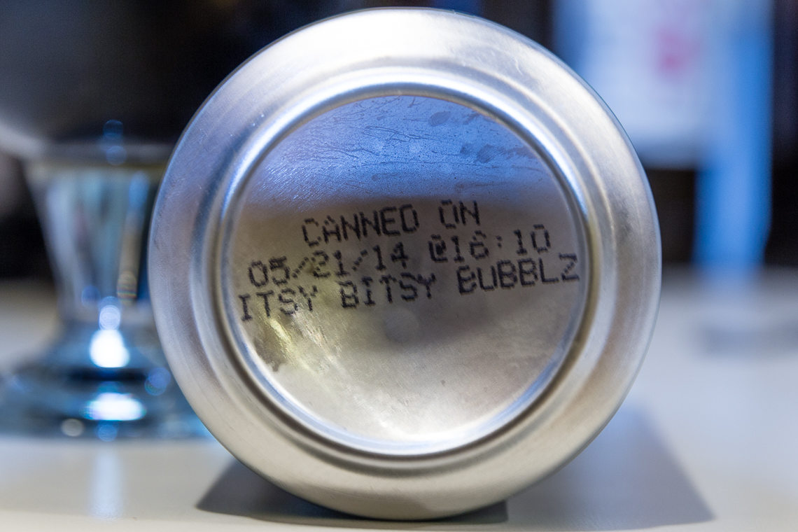 The Bottom of Every Oskar Blues Can Has Some Unique Text