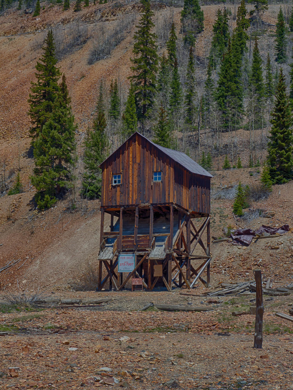 Million Dollar Dreams For Sale- Between Silverton and Ouray