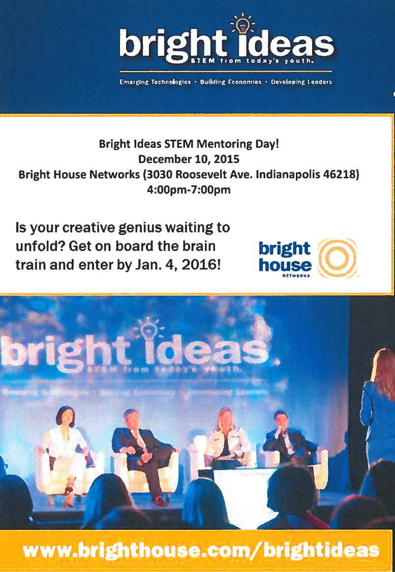 Please RSVP to Courtney.taylor@mybrighthouse.com if you would like to attend and feel free to bring some friends who might be interested in this program!
