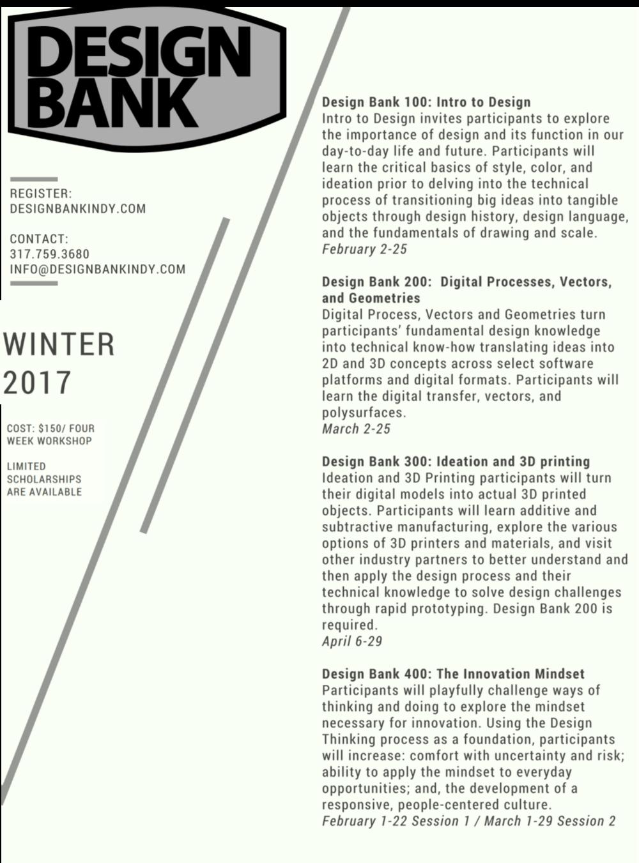 DesignBankWorkshopsWT17