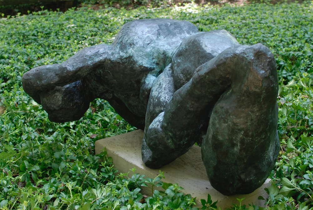 """Eve"" at Contemporary Sculpture at Chesterwood Exhibition 2013"