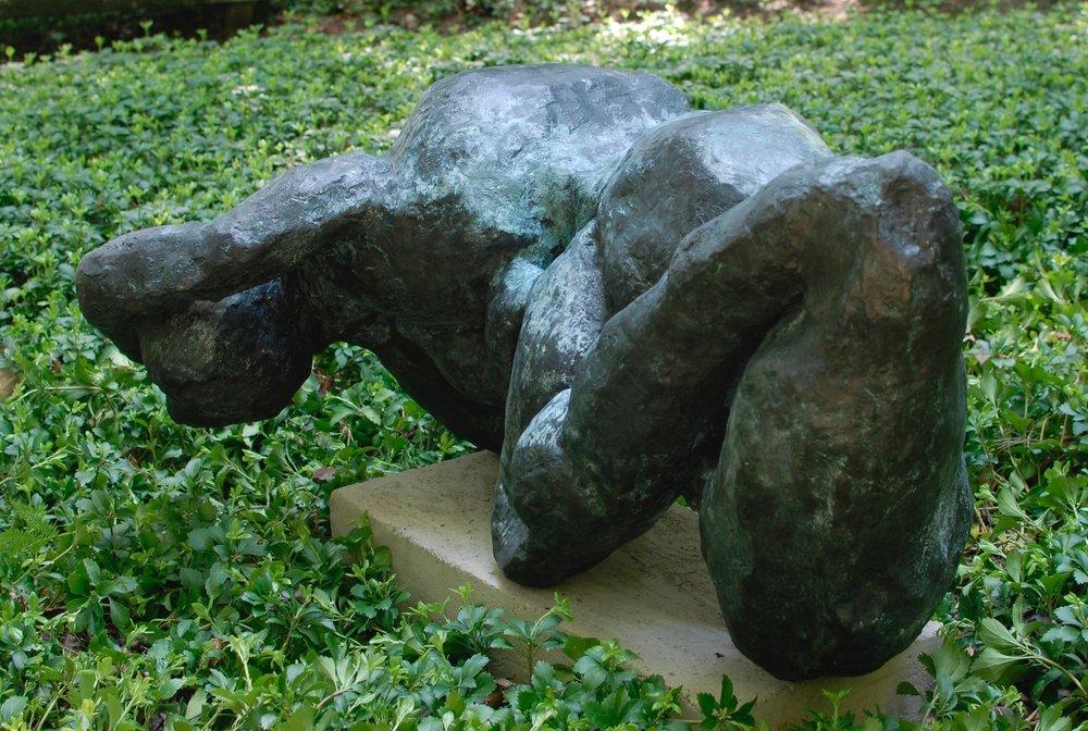 Eve, 2014. Bronze.