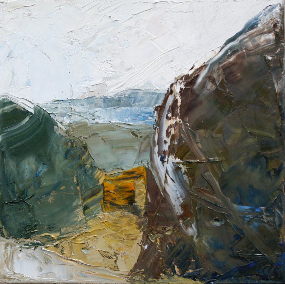 The Wind Picked Up, 2018