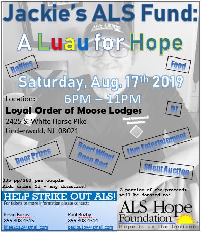 A Luau for Hope — ALS Hope Foundation