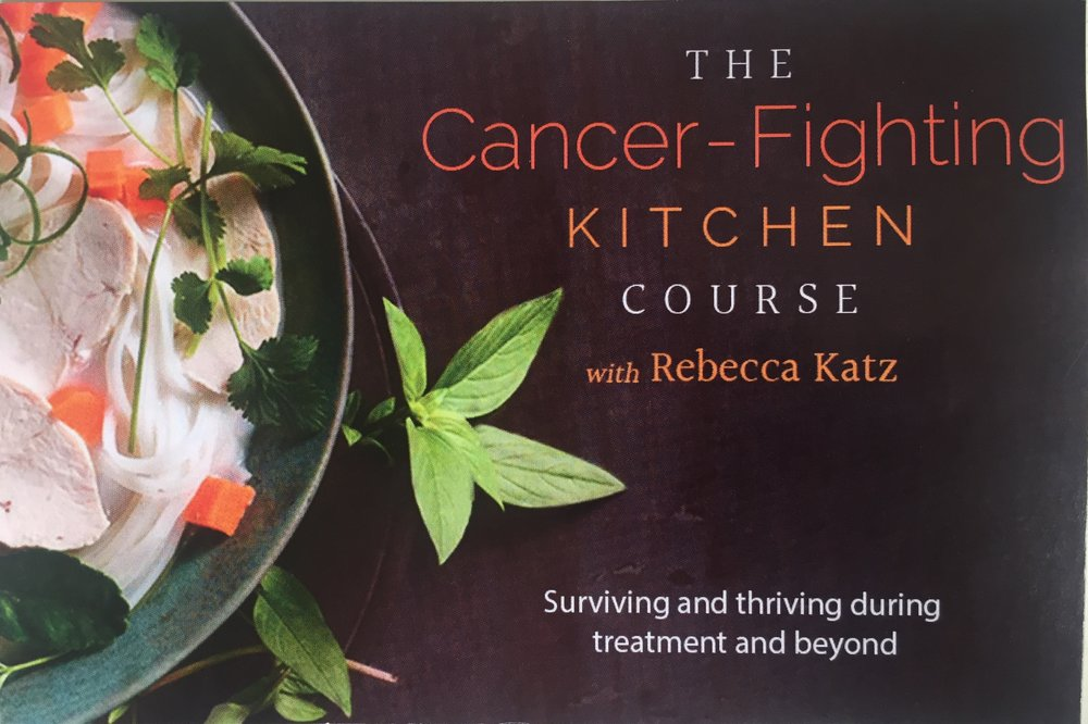 The Cancer Fighting Kitchen Course