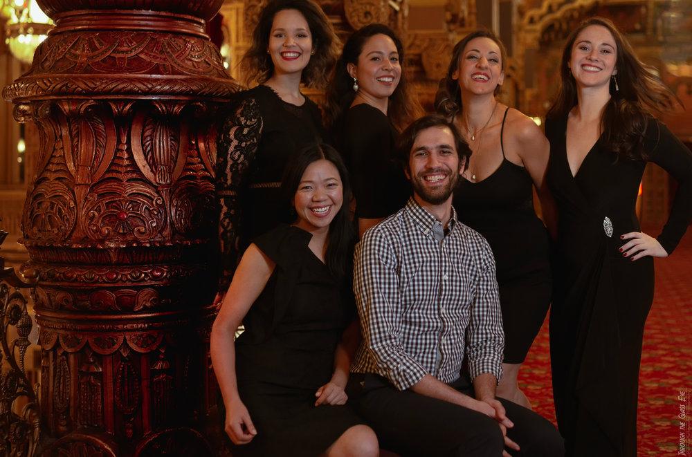 Cantamos, 2018. Presented by Cantanti Project at the United Palace. Photo credit: Malinda Rathnayake
