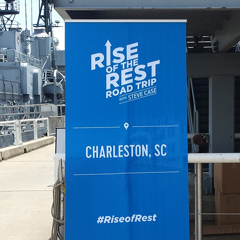 Rise of the Rest Charleston
