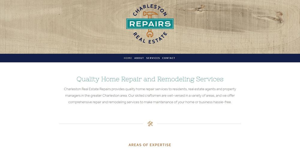 Web Design Charleston Repair Company