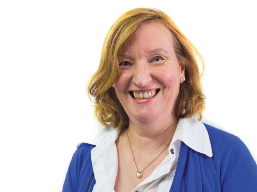 Michele Copeland, Hurst Life editorial assistant