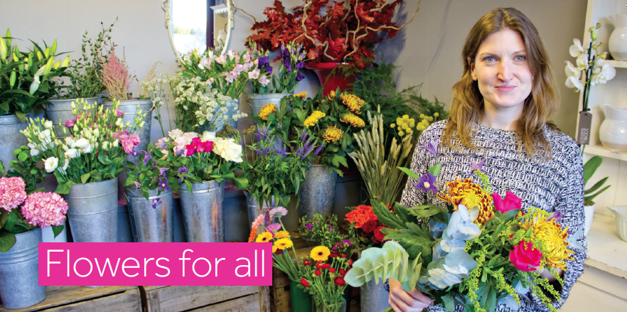 New Florist on Hurstpierpoint High Street