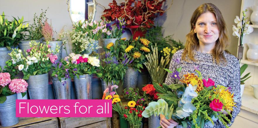 New Florist on Hurstpierpoint High Street