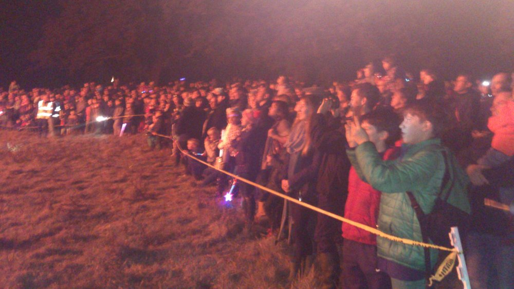 Hurstpierpoint Bonfire and Fireworks - Sun 5th November 2017
