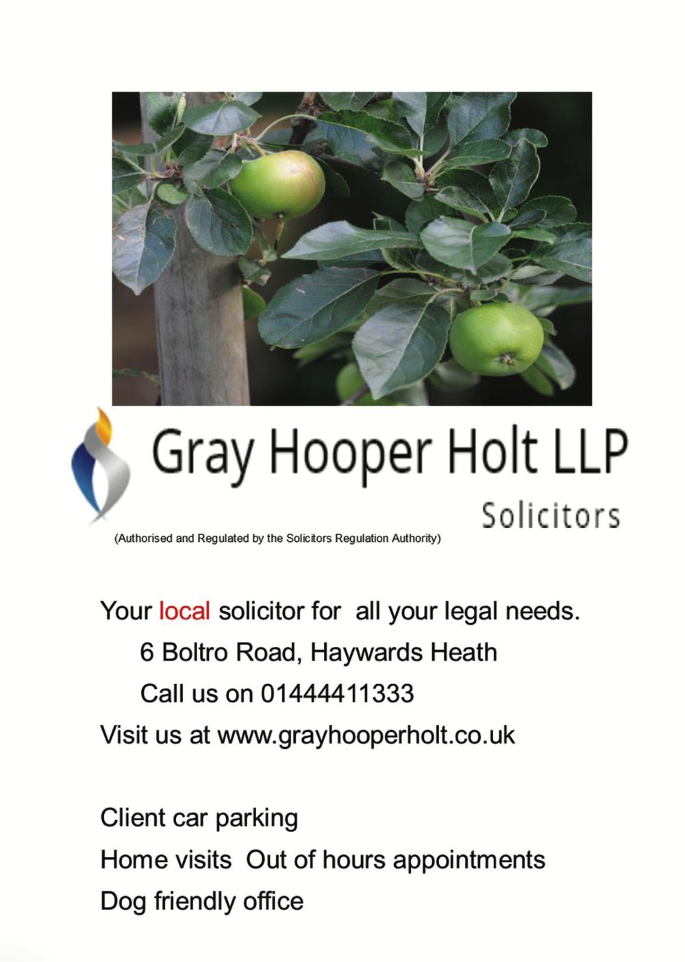 Gray_Hooper_Holt_LLP_ Haywards_Heath