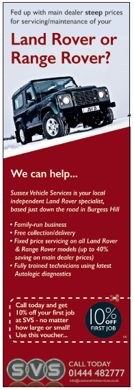 Susses-Vehicle-Services-Land-Rover-Specialist-Advert.png