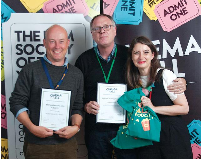 Hurst Village Cinema gets Commendations