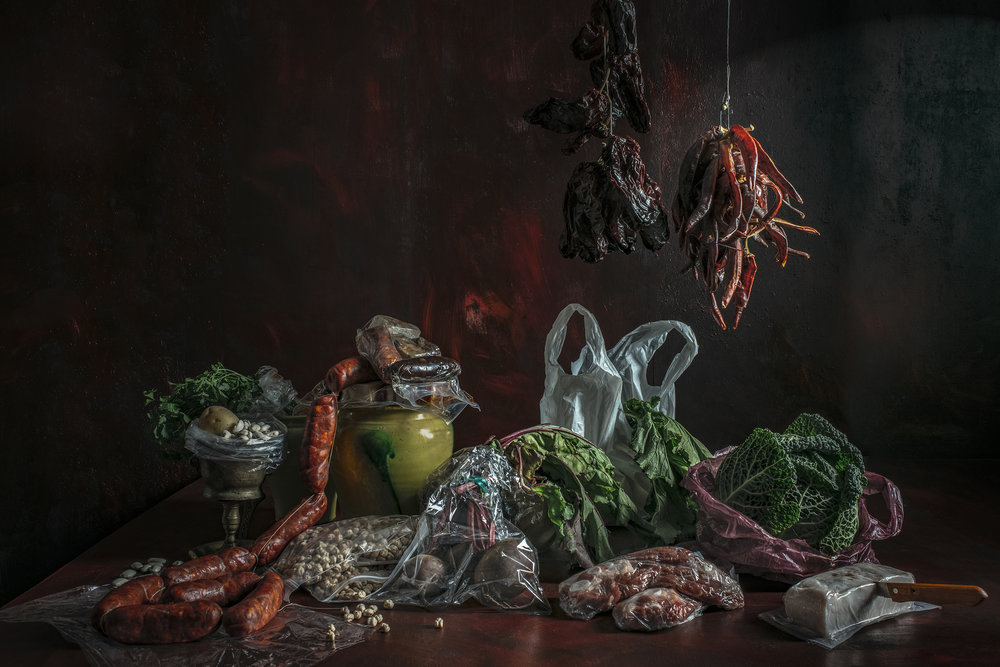 #3 of 4 Madrilenian Stew {Plastic Heritage}.jpg