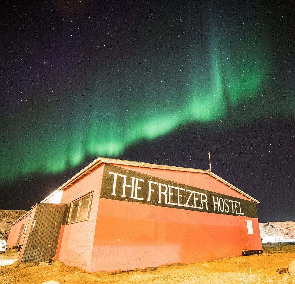 Freezer Aurora