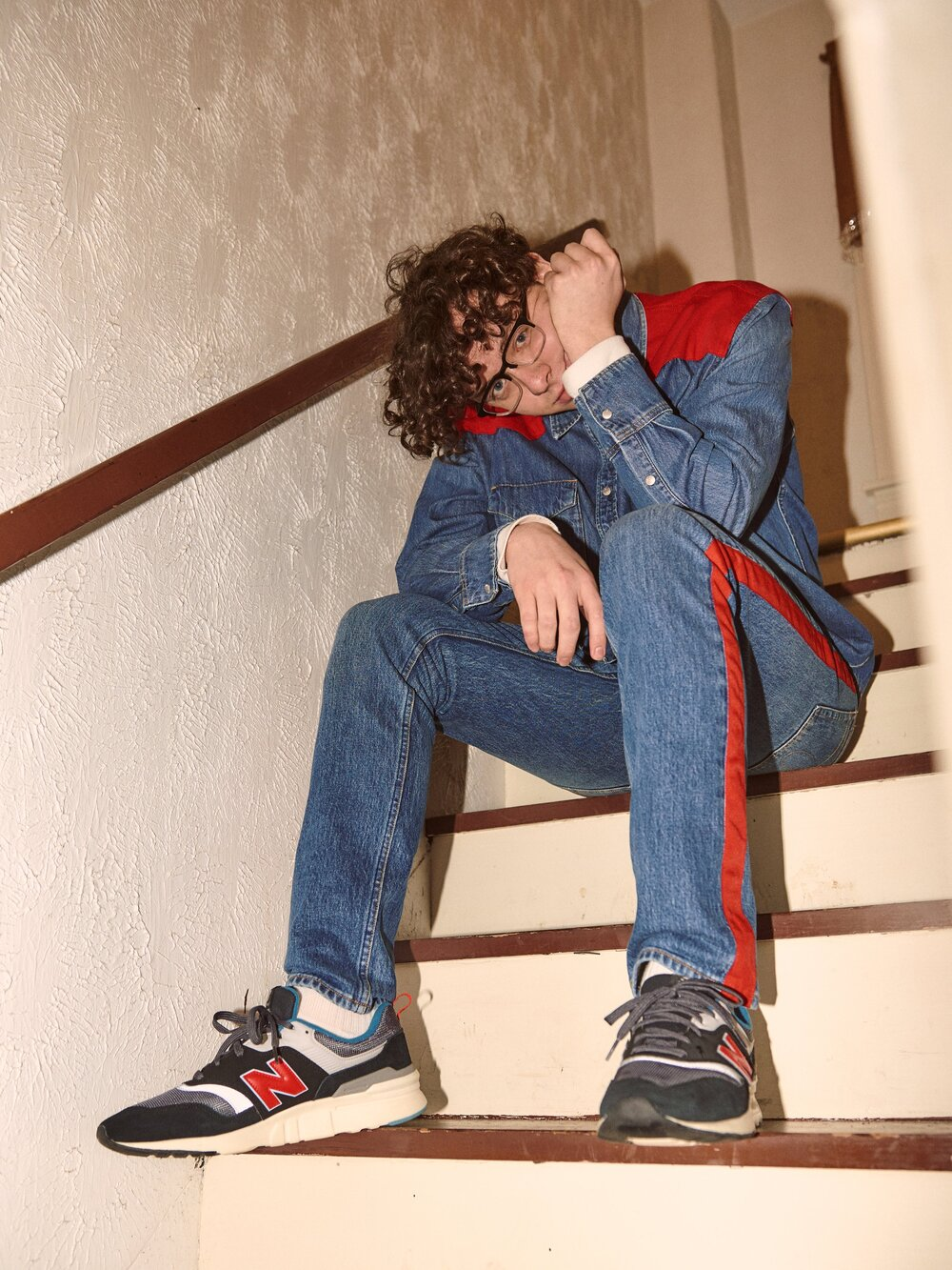 Jack Harlow for Fader x New Balance