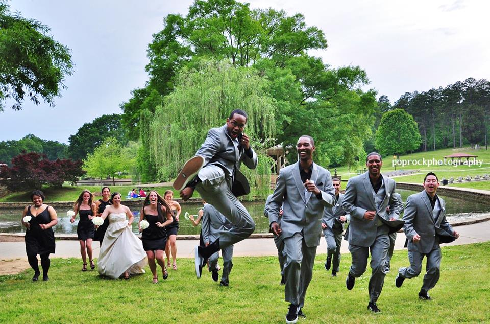 Offbeat Wedding, Charlotte, NC
