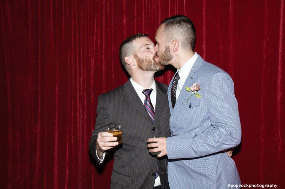 Gay Engagement Photography North Carolina