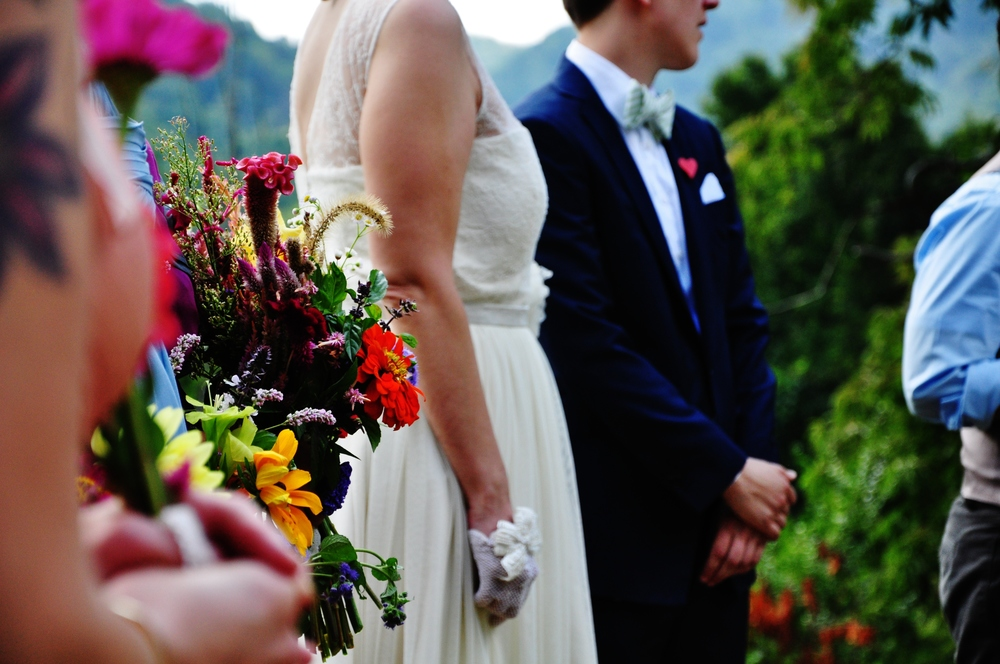 Same-Sex Marriage Ceremony North Carolina Photography