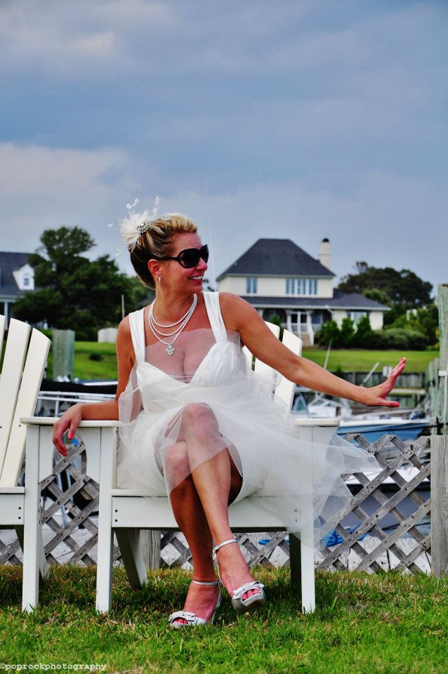 Offbeat Bride Wedding Photography North Carolina