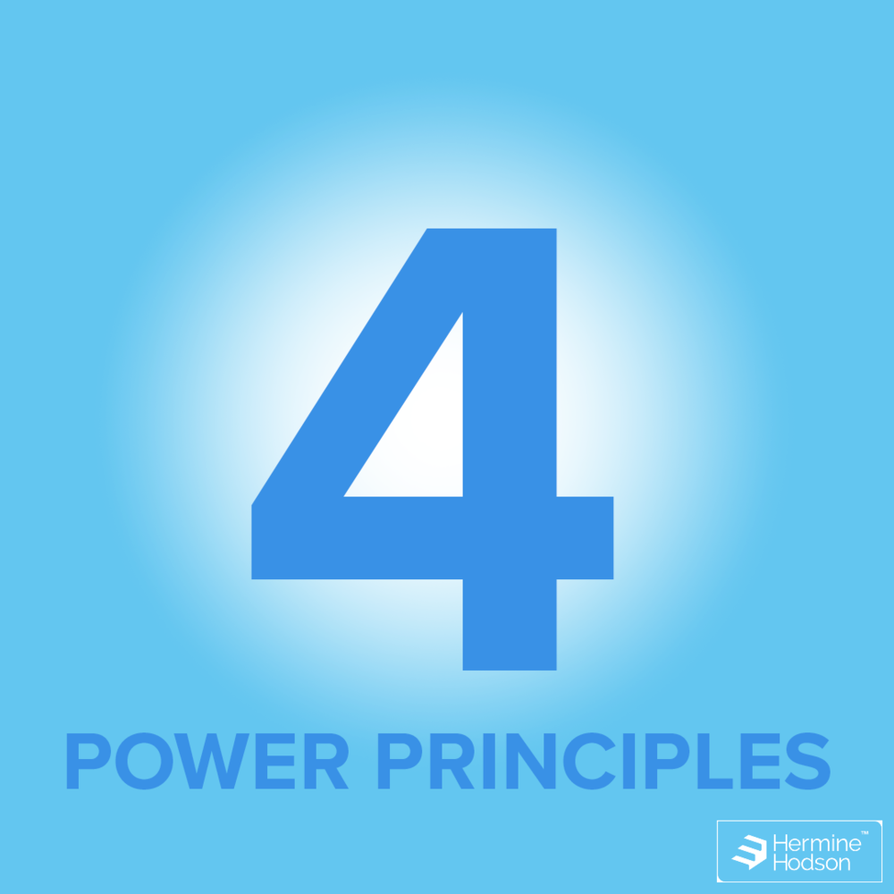 4 Power Principles