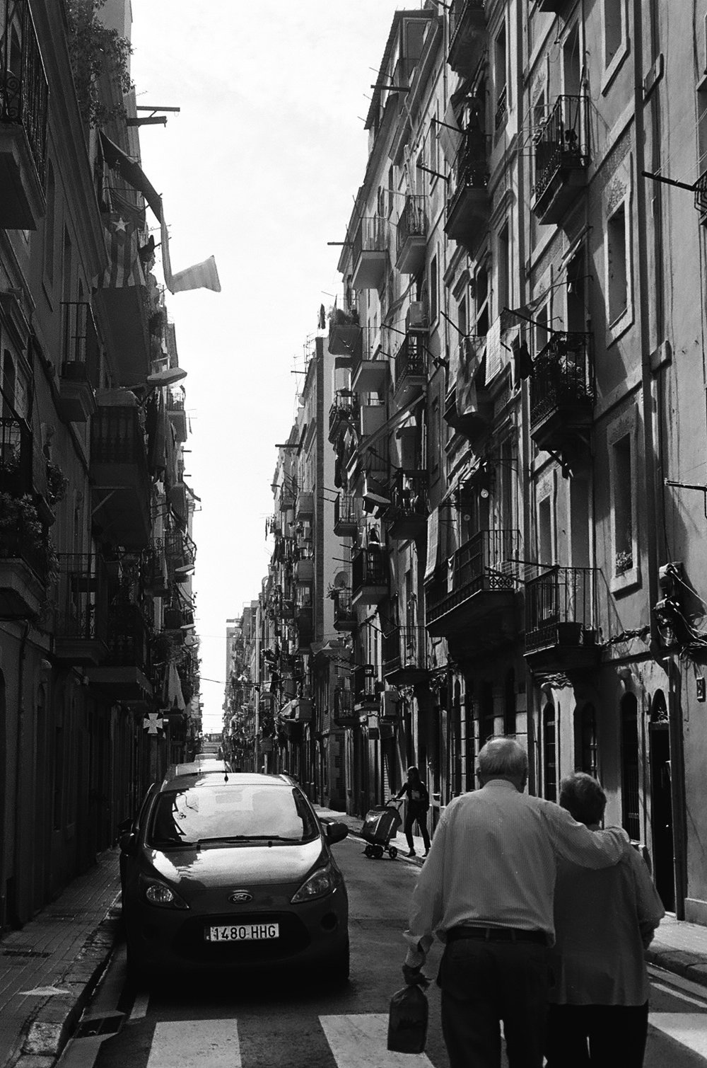 Barcelona, 2018.