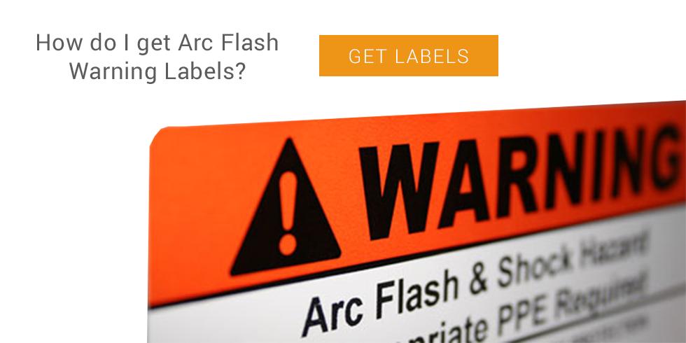 Arc Flash Safety Labeling
