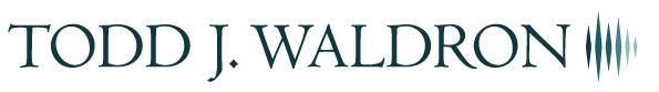 Todd J. Waldron Logo