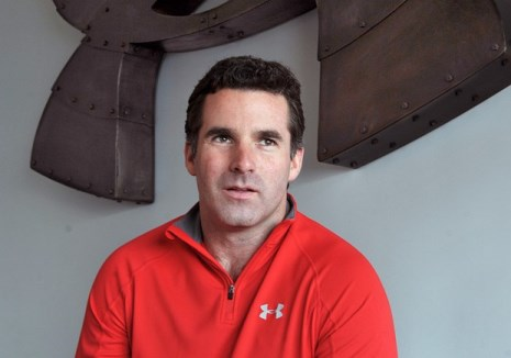"""Kevin Plank the now billionaire founder of Under Armour learned early that there were no shortcuts to success, there were no """"easy"""" ways!"""