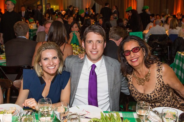 Jill and Nick Woodman with Nick's mother Conception Federman. Photo credit: Drew Altizer.