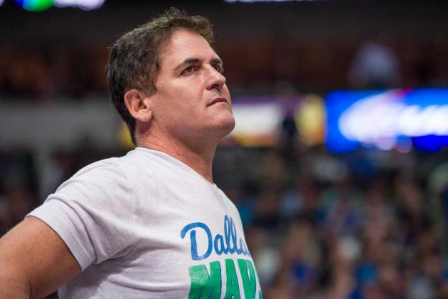 Billionaire Mark Cuban: Shark Tank Investor - Owner Dallas Mavericks