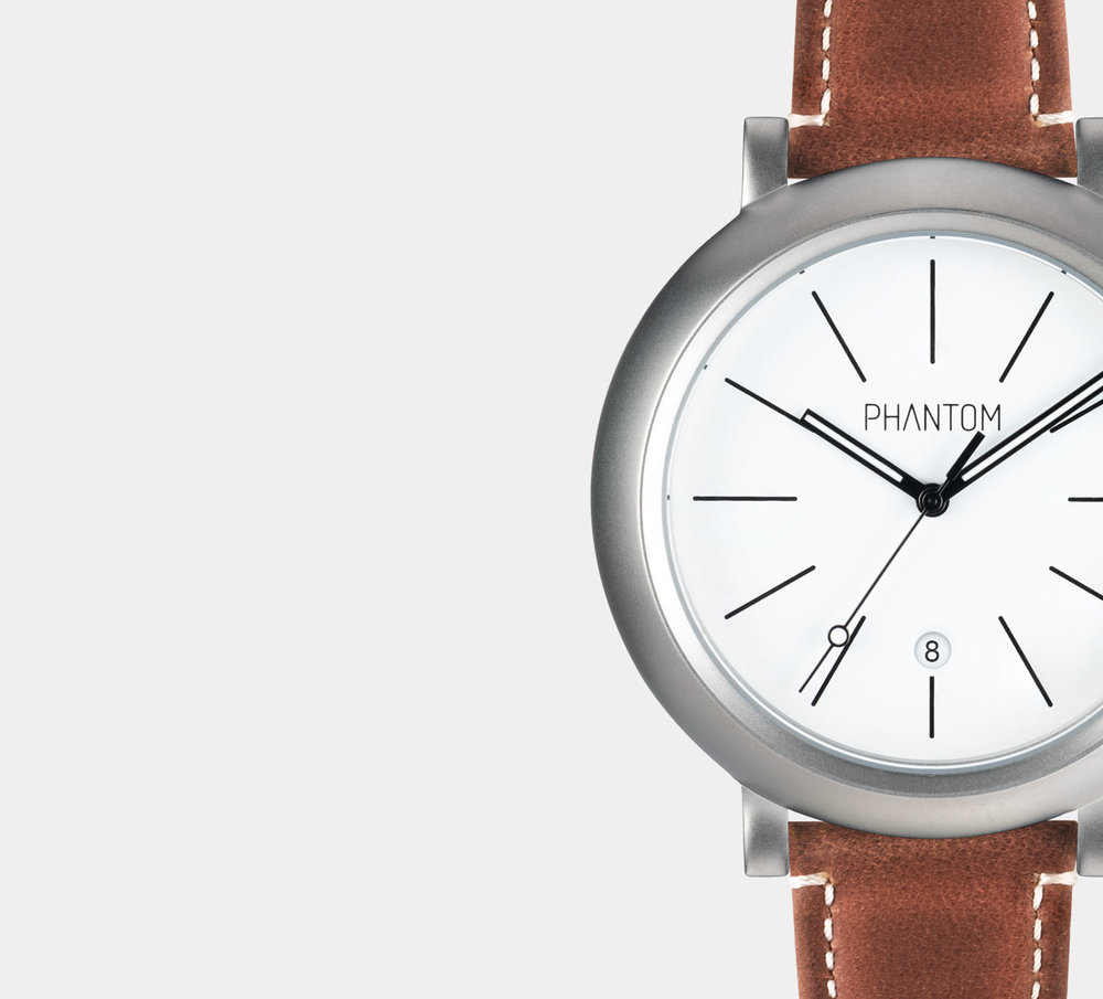 NEW: Collection One | Stitch Edition - Exciting new leather strap option