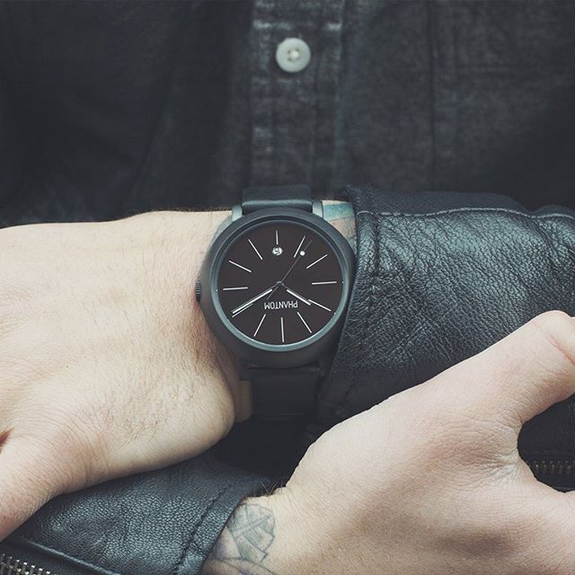 Love the way our Collection One Black Edition's soft leather strap works with a classic leather jacket, the perfect companion to your winter wardrobe through the British winter.⠀ ⠀ #phantomwatches #watch #watches #watchessentials #watchfam #watchuseek #watchesofinstagram #watchaddict #watchmania #watchlover #wristwatches #wristwatch #instafollow #menswatches #mensfashion #instawatches #watchesformen #luxury #luxurydesign #design #designlife #designer #fashion #designed #style #mensstyle #mens #menswear #menstyle #fashionable