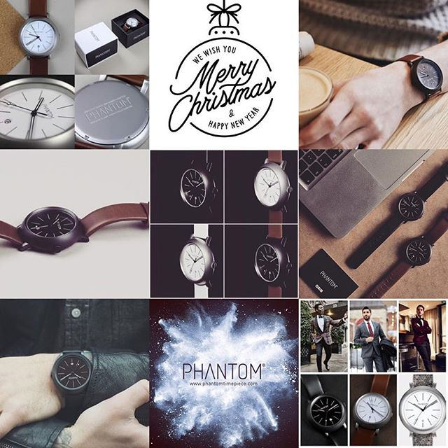 Thankyou to everyone for their support through 2018, you are the best...here is our #2018bestnine. . . . #phantomwatches #watch #watches #watchessentials #watchfam #watchuseek #watchesofinstagram #watchaddict #watchmania #watchlover #wristwatches #wristwatch #instafollow #menswatches #mensfashion #instawatches #watchesformen #luxury #luxurydesign #design #designlife #designer #fashion #designed #style #mensstyle #mens #menswear #menstyle