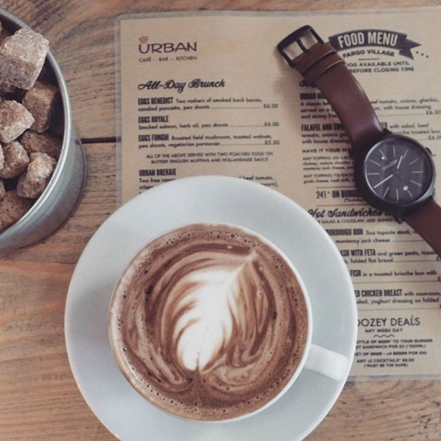 Saturday morning coffee at our favourite #urbancoffeecompany in Birmingham. Realaxing Saturday morning with our Phantom Collection One.⠀ ⠀ #phantomwatches #watch #watches #watchessentials #watchfam #watchuseek #watchesofinstagram #watchaddict #watchmania #watchlover #wristwatches #wristwatch #instafollow #menswatches #mensfashion #instawatches #watchesformen #luxury #luxurydesign #design #designlife #designer #fashion #designed #style #mensstyle #mens #menswear #menstyle