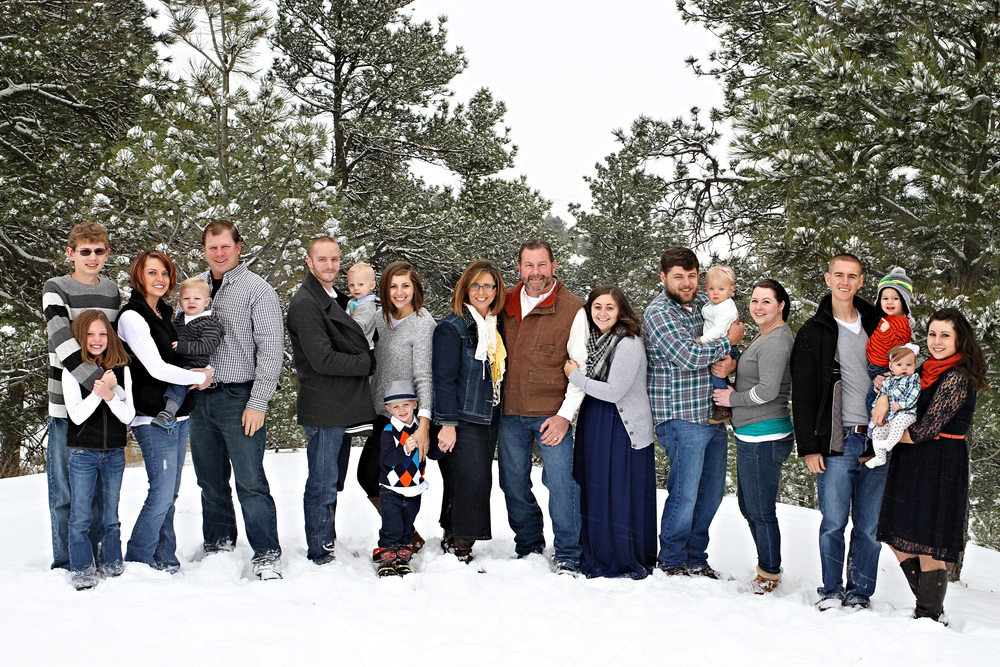 The Richards Extended Family Session