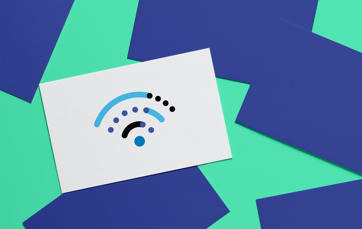 Reinventing The Wifi Symbol For Google Script Seal