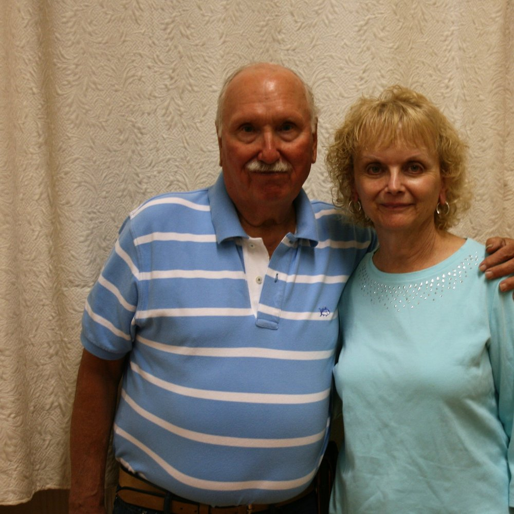 I care for the church.  It's the Lord's house and we have an obligation to take of His house for now and for future generations to come.   I give because I want to take care of my church family.  Church has always been a priority in my life.   - Merle & Emily