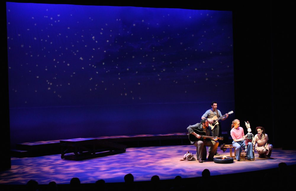 The Miraculous Journey of Edward Tulane - South Coast Repertory