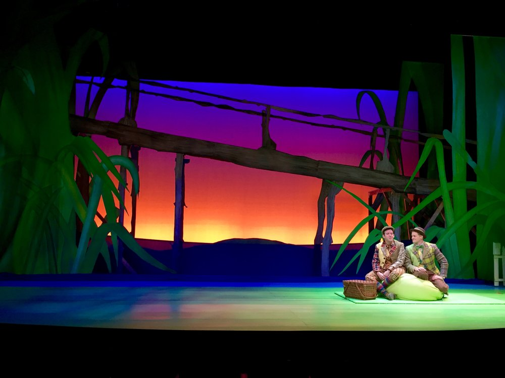 A Year with Frog and Toad - South Coast Repertory