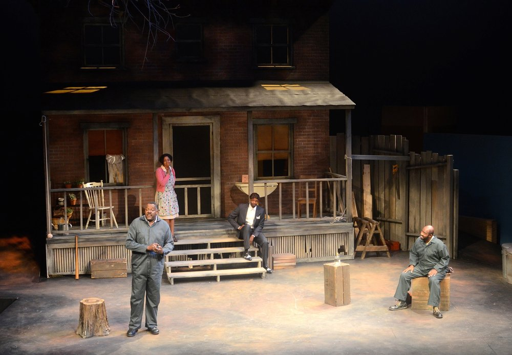 Fences    (NAACP Award Winner Best Lighting)