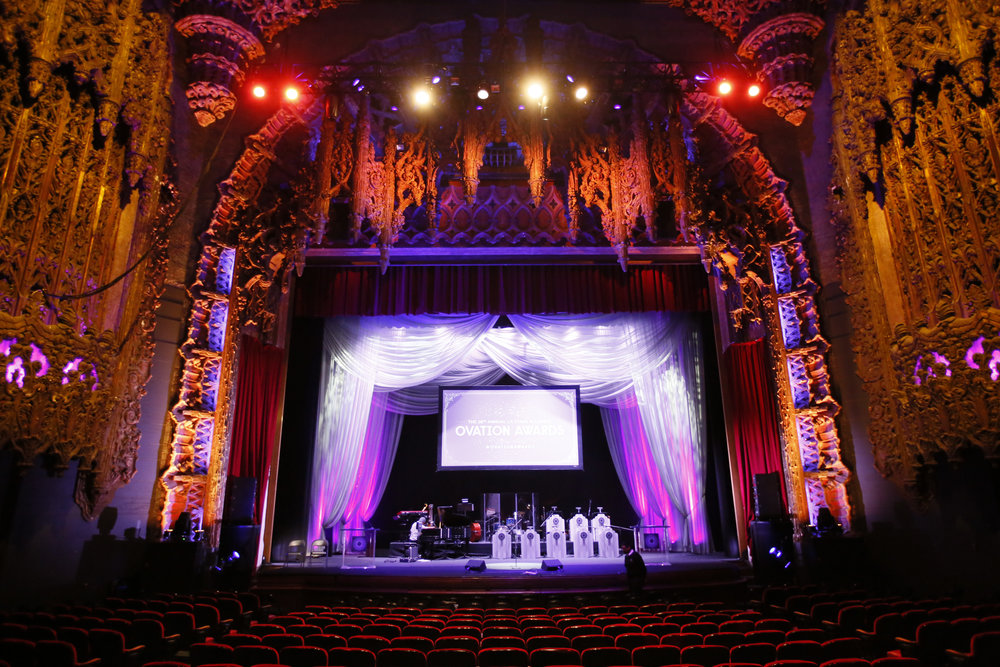 2018 LA Ovation Awards - The Ace Theater Downtown LA