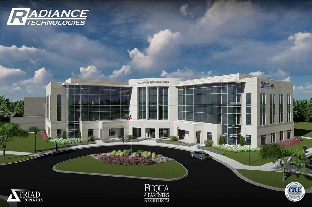 Radiance Technologies Inc. Rendering