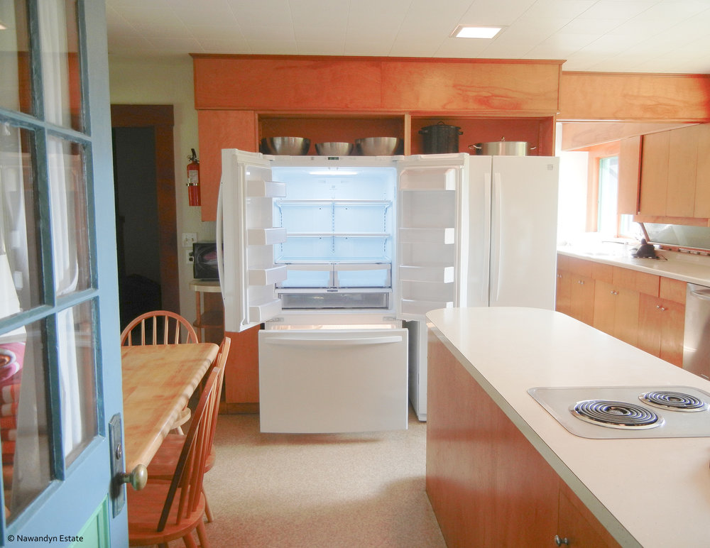 Eat-In Kitchen & Pantry