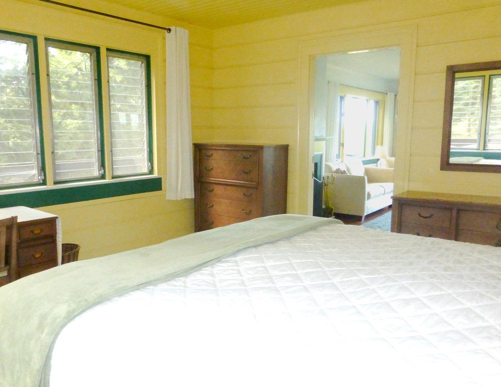 Master Bedroom adjoins Sitting Room