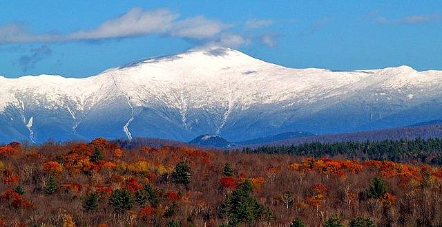 Climb Mt. Washington - highest mountain in NE