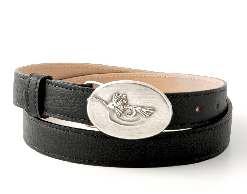 Sterling Royal Wulff Fly Buckle
