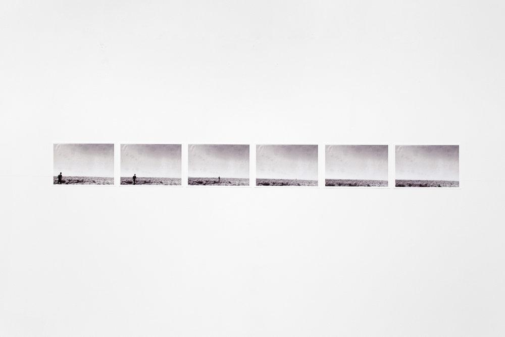 Installation View, Drew Conrad, 2018